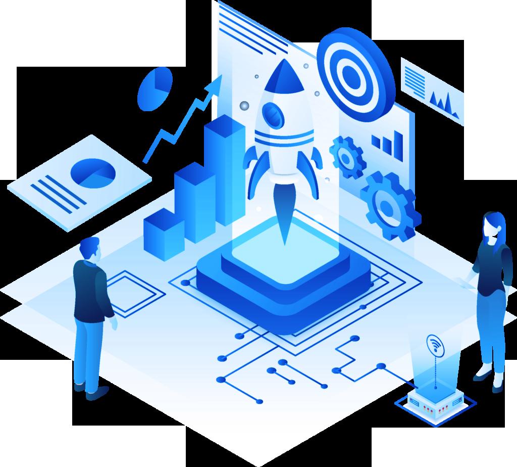 Experts in digital marketing