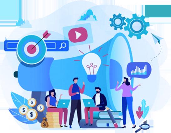 Experts in social media marketing(SMM)