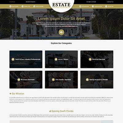 Estate Vendors