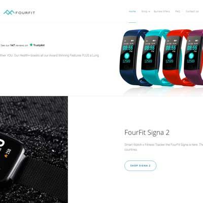 Four fit Website